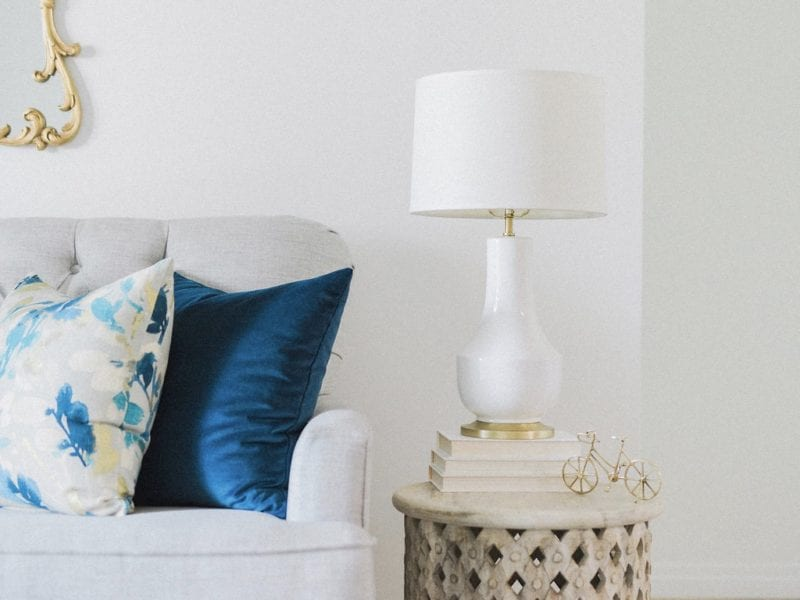 Living Room Interior Design Altadore Calgary