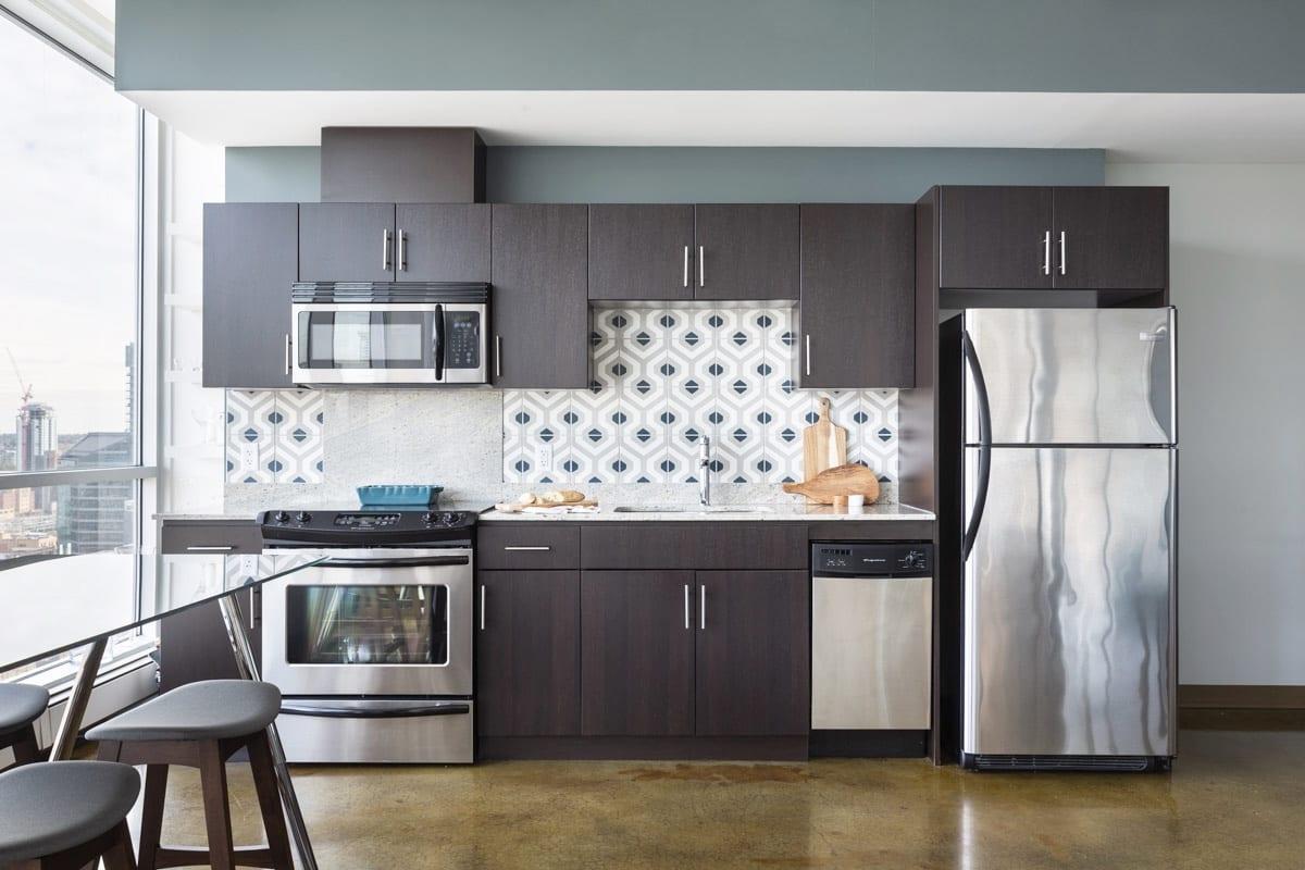 Kitchen Interior Design Victoria Park Calgary