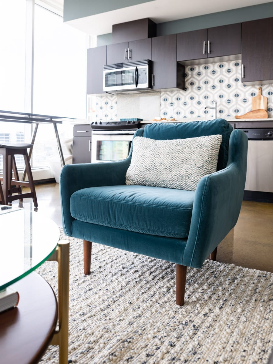 Living Room Interior Design Victoria Park Calgary