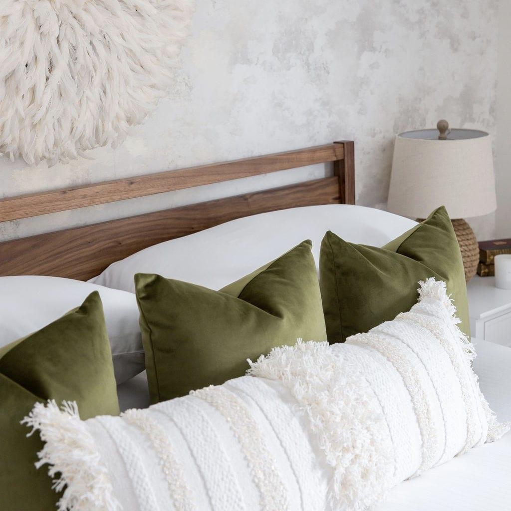Master Bedroom Interior Design Chinook Park